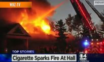 "Fire Destroys Century Old Wedding Venue as Couple Says ""I Do"""