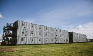 Are Shipping Containers the Answer to Housing Woes?