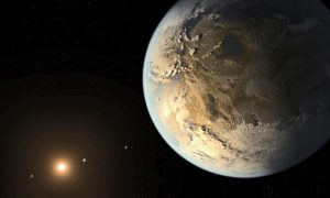 Is Earth-Sized Exoplanet Just Right for Life?