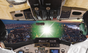 Pointing Lasers at Aircraft: Dangerous, Illegal, and on the Rise