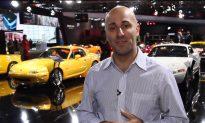 Mazda Unveils its 25th Anniversary Edition MX5 Miata at New York Auto Show (Video)
