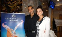 Couple Inspired by Shen Yun's Performance