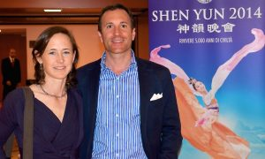 Shen Yun Shines in Milan