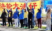 Ottawa Falun Gong Rally Urges Release of Hunger Striker in China