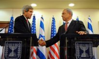 Israel-Palestine: Kerry's Peace Talks Hit Separation Wall