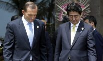 Abbott's Pursuit of Japan Risks a Free Trade Agreement With China