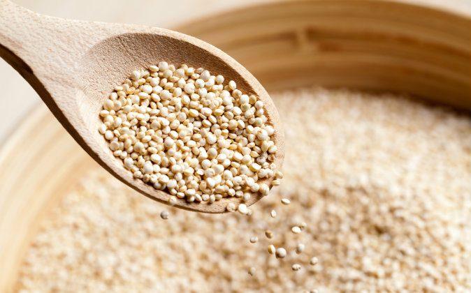 Quinoa (Shutterstock*)