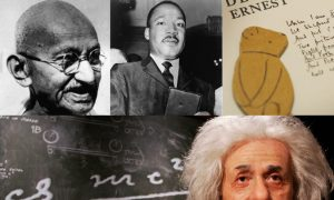Quiz: Gandhi, Martin Luther King, Einstein, and Winnie-the-Pooh—Who Said What?