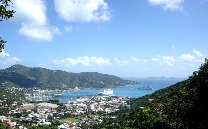 Road Town, Tortola, British Virgin Islands. (Wikimedia Commons)