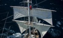 Catching the Breeze: A Selection of Sailing Trips for 2014