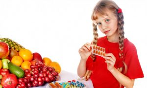 Vitamin Supplements for Kids: What are we Really Treating?