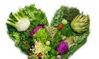 Green Vegetables Protect the Heart