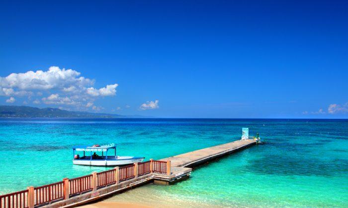 A stock photo of a beach (*Shutterstock)