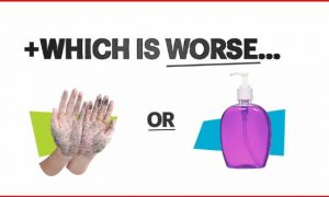Which is Worse: Unwashed Hands vs. Overusing Sanitizer (Video)