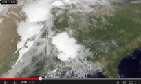 This Is What The Tornadoes That Hit The South Looked Like From Space (+Video)