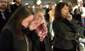 Grief from Calgary Mass Murder Sinking In with U of C Students
