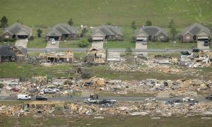 Arkansas: Tornado Damages Homes Near Lake Maumelle, Mayflower, Little Rock (+Photos)