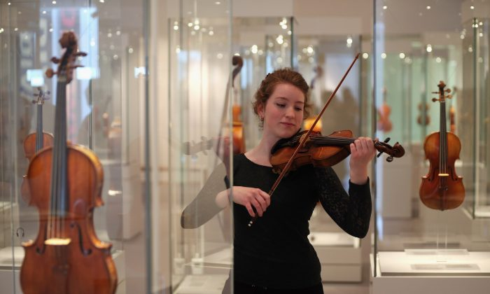 Remember how you learned to play a musical instrument? You became aware of feedback to improve. This ability to make sense of our sensory feedback in more and more refined ways is what people do in Feldenkrais. (Oli Scarff/Getty Images)