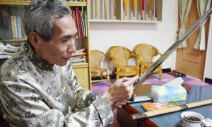 Swordmaker, Instructed in Dreams, Recreates Infallible Sacred Swords of Legend