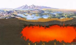 Yellowstone Volcano Eruption: If Volcanism Begins Again, it Will be on Northeast Side of Supervolcano