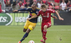 Toronto FC Breaks 10-Game Winless Skid Against Red Bulls, Defoe Gets Better of Henry