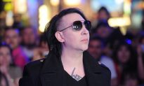 Marilyn Manson Cancels Shows After Prop Crushes Him on Stage