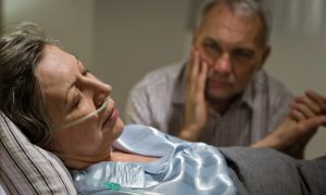 People in Vegetative State May Have Active Minds: Are They Trapped?