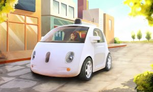 Could Google's Self-Driving Cars Kill Uber?