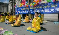 Falun Dafa Day Celebrated in London