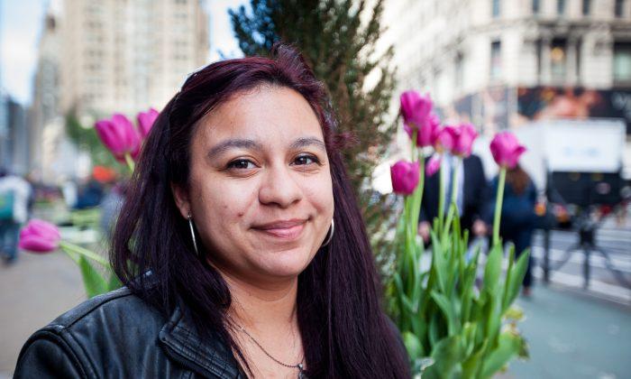 Chanita Granados. (Petr Svab/Epoch Times)