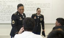 Refined Army School Recruitment Pays Off, but Questions Remain