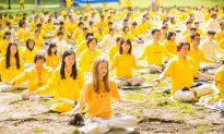 Celebrating World Falun Dafa Day, May 13