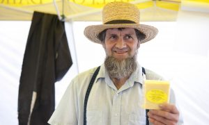 This Is New York: John Stoltzfoos, an Amish Farmer in the Urban Jungle