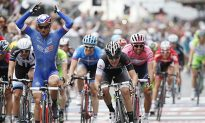 Bouhanni Wins His Second in Giro d'Italia Stage Seven