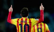 Barcelona vs Getafe La Liga Soccer: Live Stream, Date, Time, TV Channel