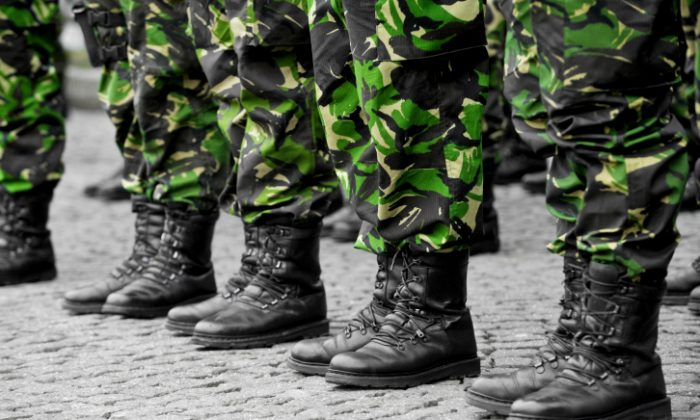 A file photo of soldiers. (Thinkstock)
