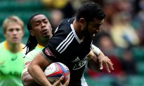 New Zealand Seal Sevens World Series Cup Win