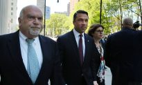 Indicted Staten Island Congressman Makes Court Appearance