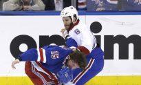 Tensions Building As Canadiens vs. Rangers Game 4 Nears