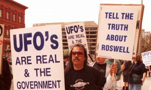 Curious History: U.S. Presidents Believe in the Existence of UFOs