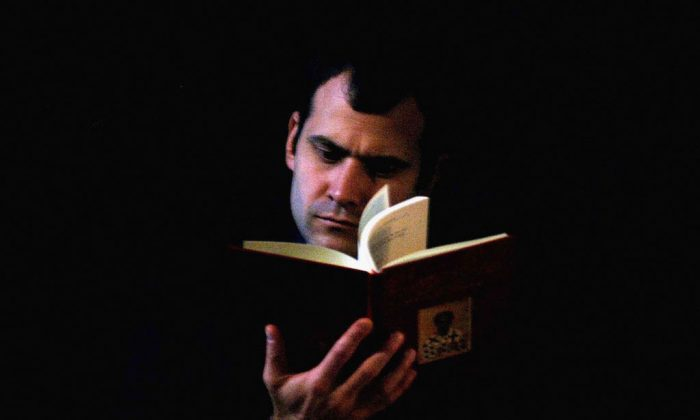 A man reads the Holy Bible during a mass at the Patriarcal Church of St. George on 30, November 2006, in Istanbul, Turkey. (Burak Kara/Getty Images)