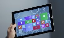 Microsoft Surface Pro Trending Well Against Apple's MacBook Air