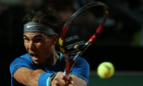 Nadal Edges Murray