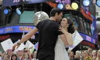 Meryl and Maks Dating? Couple Kiss on 'Dancing With the Stars' Finale (+Photos)