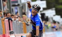 Arredondo Solos to Summit Win in Giro d'Italia Stage 18