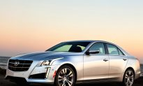2014 Cadillac CTS: All the Right Stuff