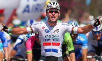 Mark Cavendish Wins Tour of California Stage One