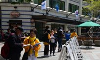 Seattle Celebrates World Dafa Day