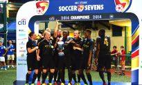 Manchester City Wins HKFC Citibank Soccer Sevens