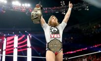 Splitting Daniel Bryan's WWE World Heavyweight Championship?
